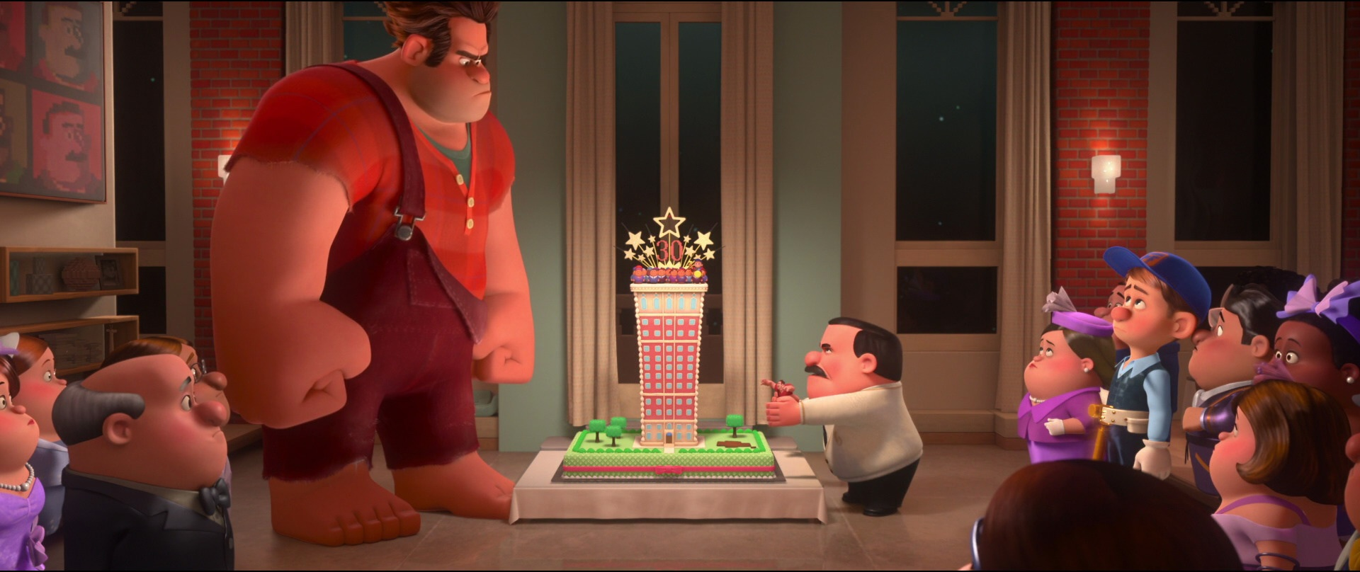 Review Wreck It Ralph The Lost Highway Hotel