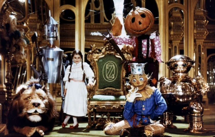 Equal parts childhood nostalgia and childhood trauma. Why Walter Murch's Oz is a dark place to return to...