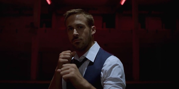 Julian (Ryan Gosling) steps up for a fight he may not be ready for