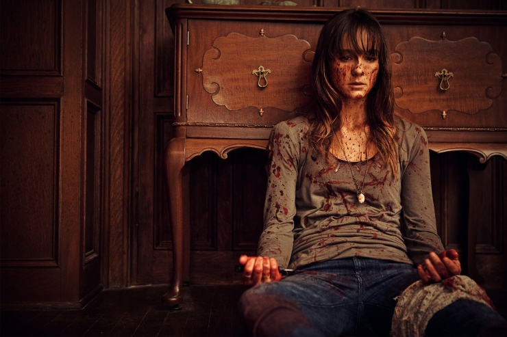 Erin (Sharni Vinson) doesn't feel right at home anymore