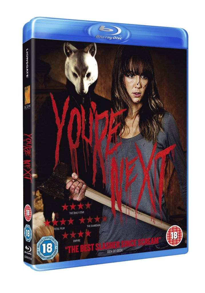 you're next blu