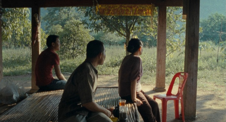 Uncle Boonmee Who Can Recall