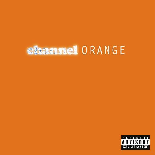 24 Frank Ocean channel ORANGE