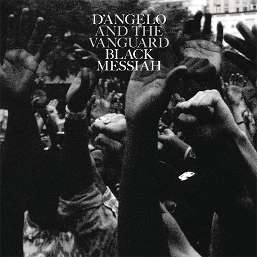 43 D'Angelo Black Messiah