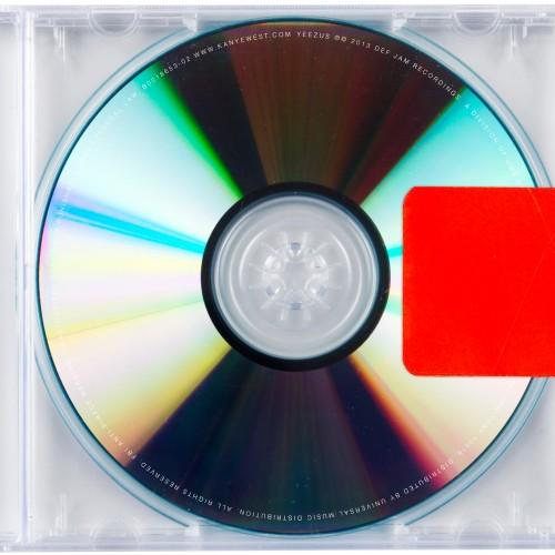 11 Kanye West Yeezus