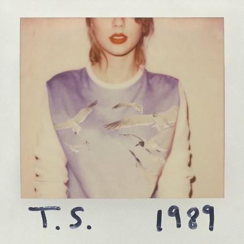 18 Taylor Swift 1989