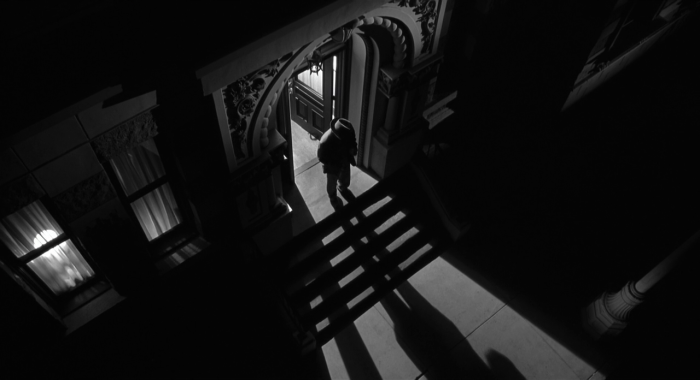56 The Man Who Wasn't There