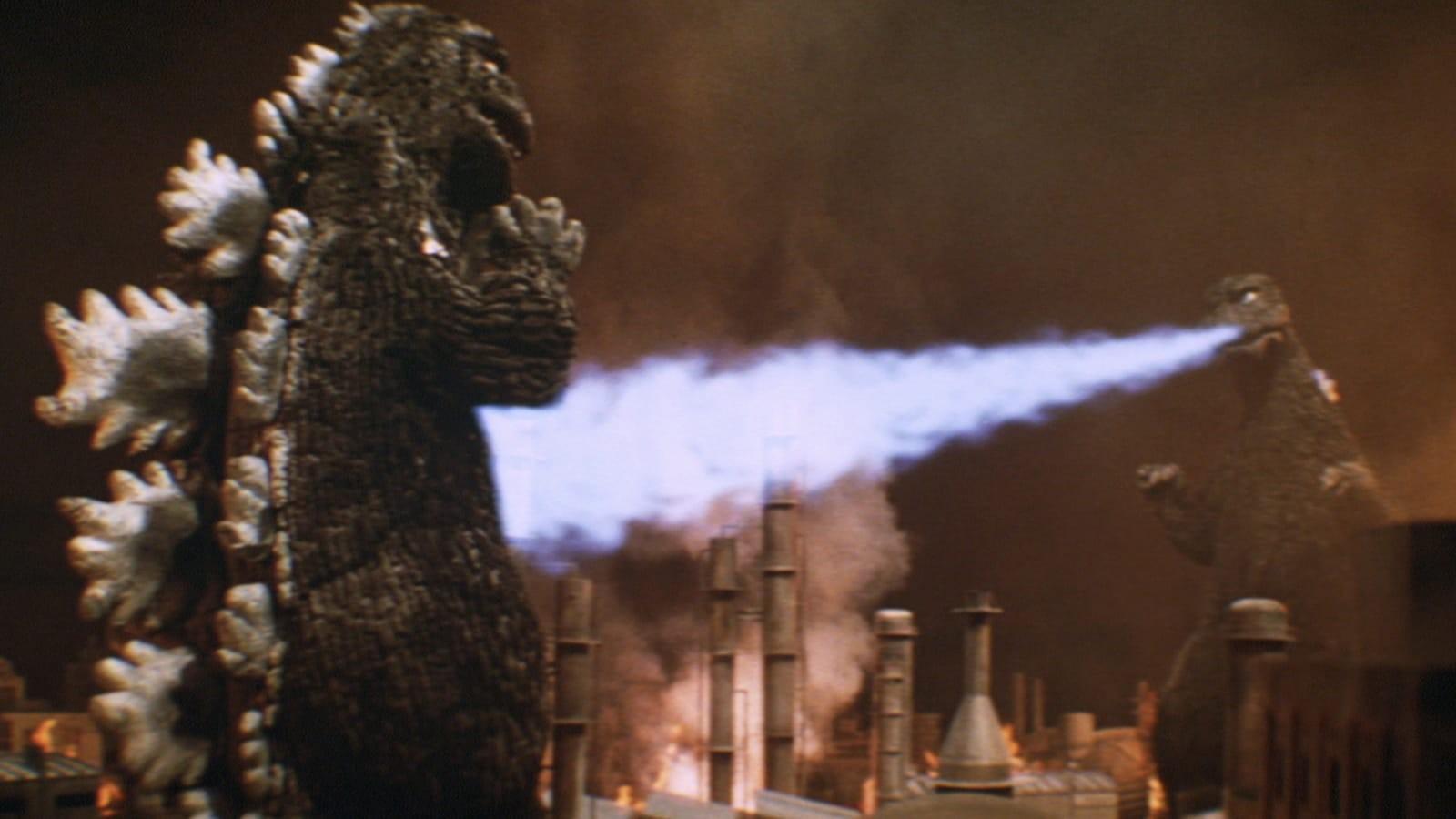 Godzilla vs Mechangodzilla